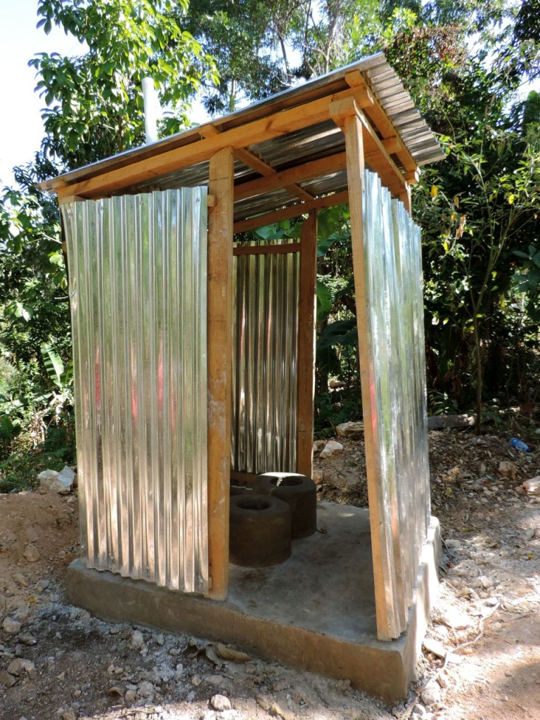 How to Build a Latrine in Haiti